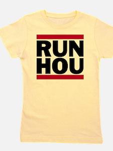 RUN HOU_light Girl's Tee