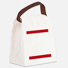 RUN ATL_dark Canvas Lunch Bag