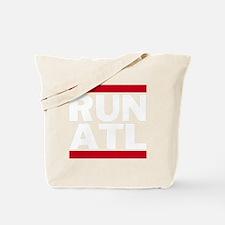 RUN ATL_dark Tote Bag