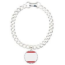 RUN ATL_dark Charm Bracelet, One Charm