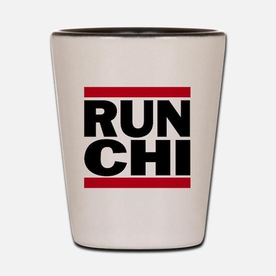 RUN CHI_light Shot Glass