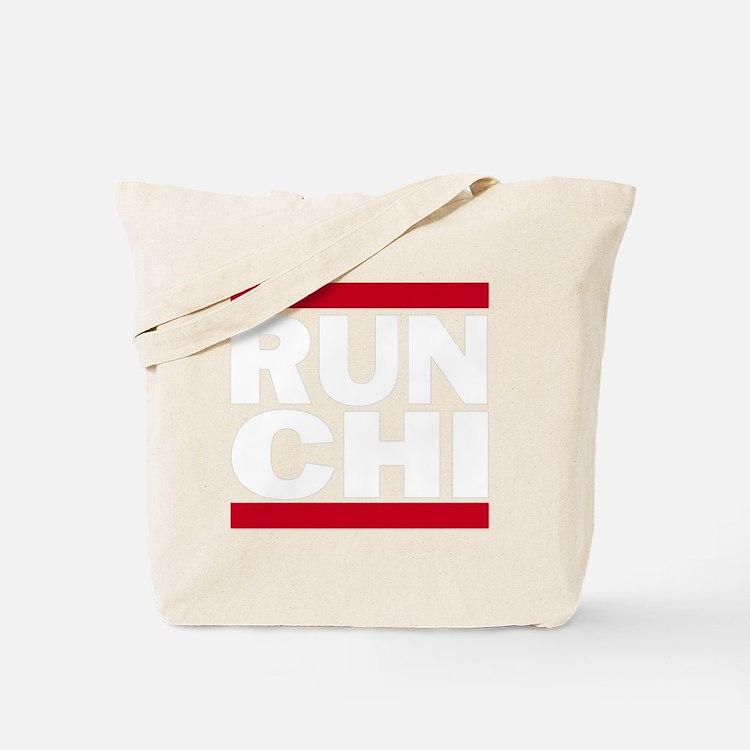 RUN CHI_dark Tote Bag
