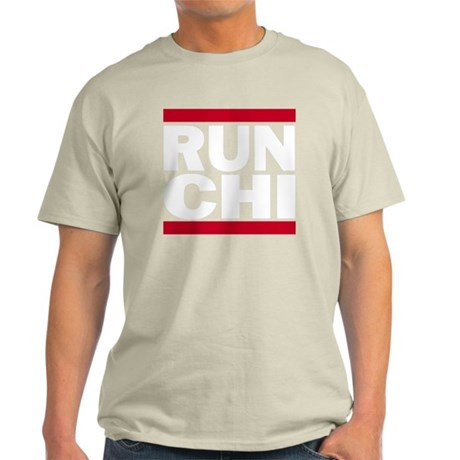RUN CHI_dark Light T-Shirt