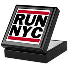 RUN NYC_light Keepsake Box