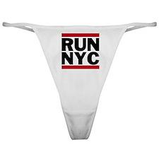 RUN NYC_light Classic Thong