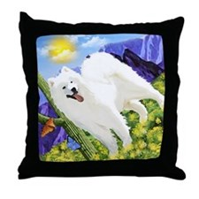 diamond copy Throw Pillow