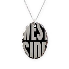 CP Westside magnet Necklace Oval Charm