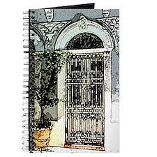 San Juan Doorway: Journal