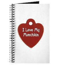 Love Munchkin Journal
