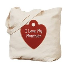 Love Munchkin Tote Bag