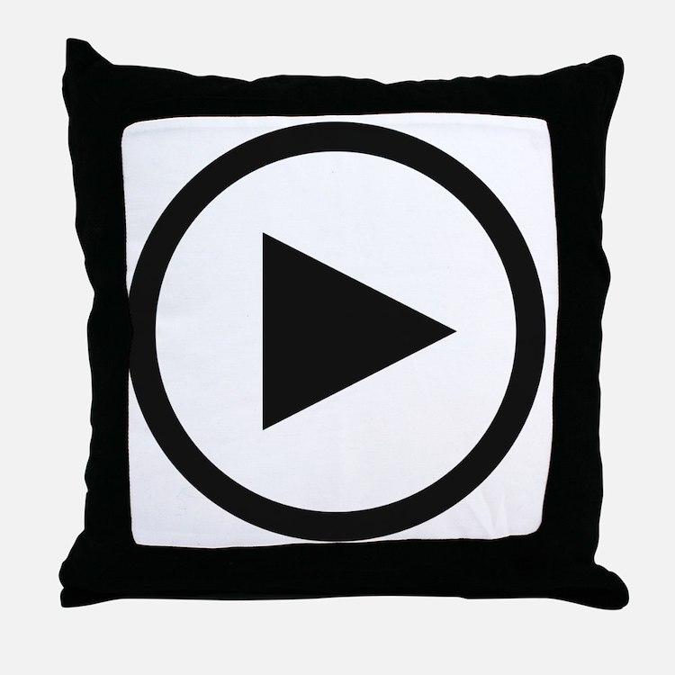 playw Throw Pillow