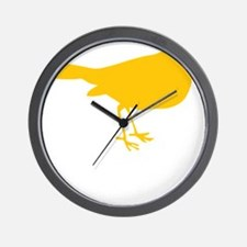 railbirdb Wall Clock