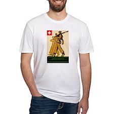 Swiss(dictator) Propaganda T-shirt