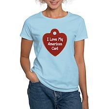 Love Curl T-Shirt