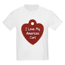 Love Curl Kids T-Shirt