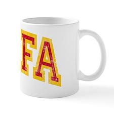 Rafa Red Yellow -dk Mug