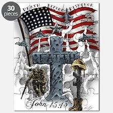 American Patriot Puzzle