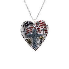 American Patriot Necklace