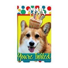 InviteCupcakeCorgiOwen Decal