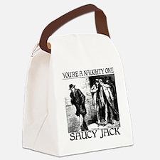 SaucyJack Canvas Lunch Bag