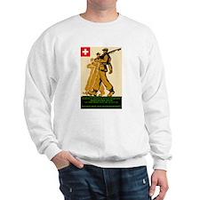 Swiss(dictator) Propaganda Sweat Shirt