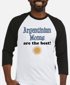Argentinian Moms Are The Best Baseball Jersey