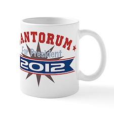 Santorum Starburst 1B Mug