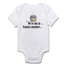 We're not in Kansas Infant Bodysuit