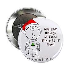 "Payne-Christmas 2.25"" Button"