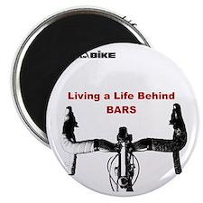 Cycling T Shirt - Life Behind Bars Magnet