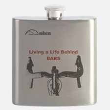 Cycling T Shirt - Life Behind Bars Flask