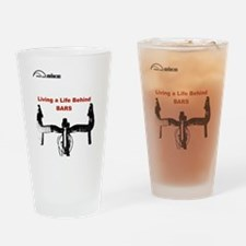 Cycling T Shirt - Life Behind Bars Drinking Glass