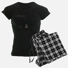 Cycling T Shirt - Life is Si Pajamas