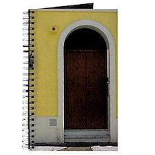 Lemon Doorway: Journal