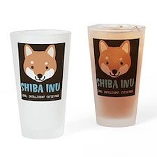 shibapillow Drinking Glass