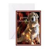 Golden retrievers Greeting Cards (20 Pack)