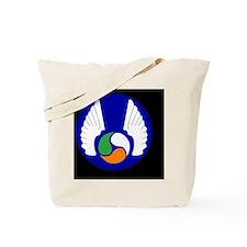 Air Corp Baseball Tote Bag
