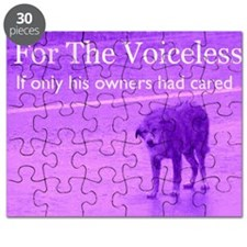 Will you be their voice? Puzzle