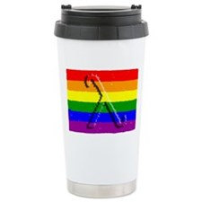 gayFlag Travel Mug