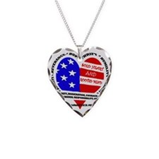 SOLD Heart design EV copy Necklace