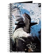 finback large framed print Journal
