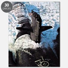 finback rectangle magnet Puzzle