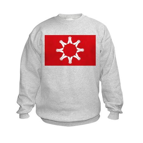 Oglala Flag Kids Sweatshirt