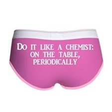 chemist Women's Boy Brief
