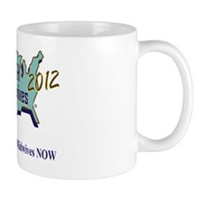 The Big Push Logo 2012 Mug