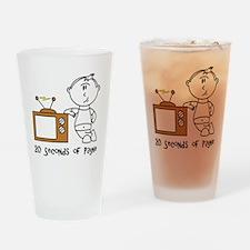 payne-TVfront Drinking Glass