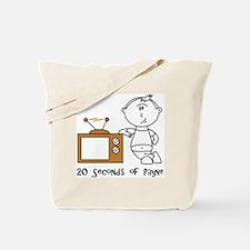 payne-TVfront Tote Bag