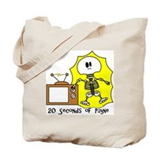 payne-TV-SHOCKback Tote Bag