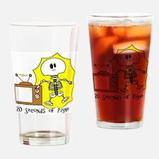 payne-TV-SHOCKback Drinking Glass