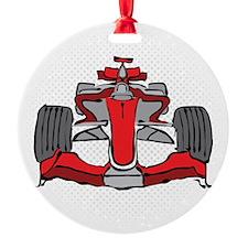 F1_hf Round Ornament